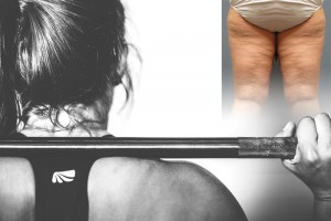 Will strength training help rid of cellulite?