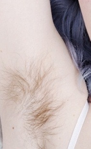 How to remove armpit hair permanently at home
